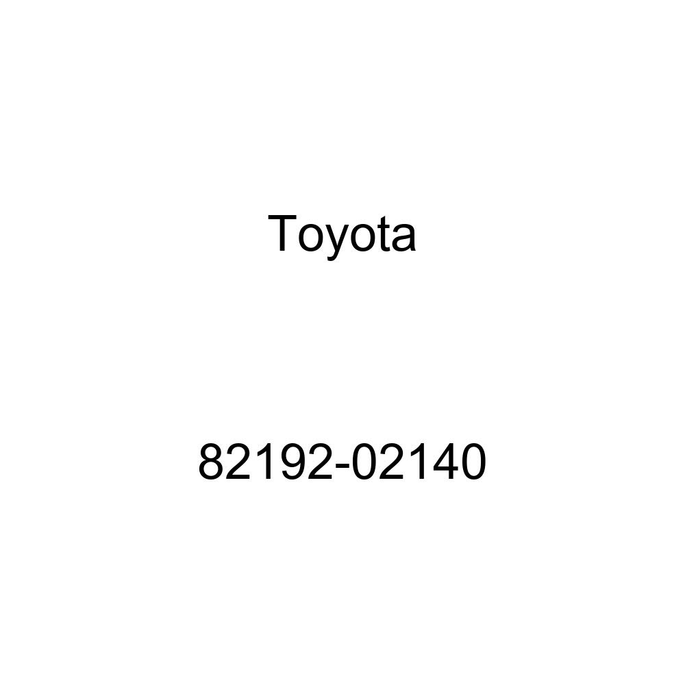 TOYOTA 82192-02140 Seat Wire