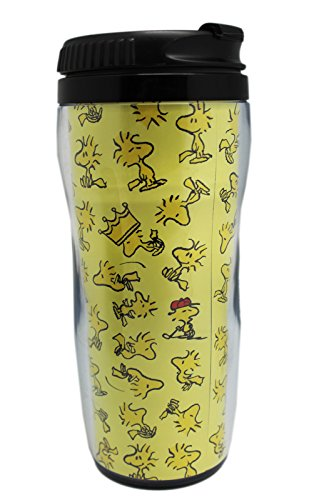 TW Steel Peanuts Woodstock and Friends Light Yellow Insul...