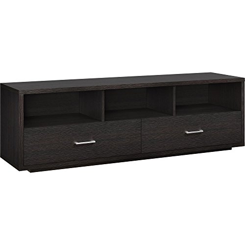 Ameriwood Home Clark TV Stand for TVs up to 70'', Espresso by Ameriwood Home (Image #1)