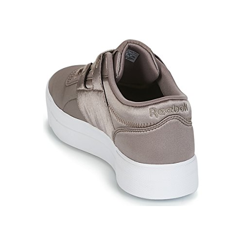 sandy Femme Txt Fitness satin Reebok Multicolore Fvs Chaussures Workout De 000 white Taupe Lo qwvU6
