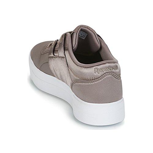 Chaussures satin sandy Reebok Multicolore De Fvs 000 Fitness Txt Femme Lo white Taupe Workout zzxfwv