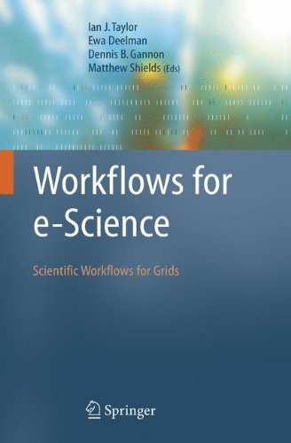 Workflows for e-Science: Scientific Workflows for Grids