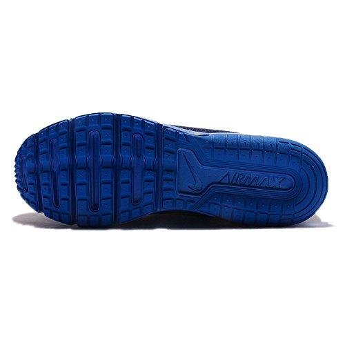 Nike 719912-407, Scarpe da Trail Running Uomo Blu (Loyal Blue / Dark Obsidian-hyper Cobalt)