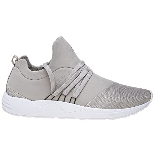 E15 Uomo Raven Grey Grigio Mesh Tecnico ARKK Tessuto S Sneakers AfIPxnwT