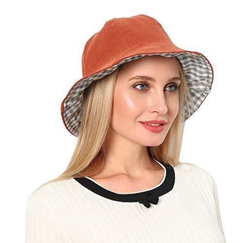 hositor Sun Hat, Women Spring and Summer Hat Foldable Wide Brim Floppy Cap Sun Fisherman Hat