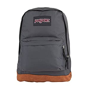 JanSport Clarkson Backpack (One Size, Forge Grey)