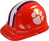 Wincraft NCAA College Ratchet Suspension Hardhats - Clemson Tigers Hard Hats