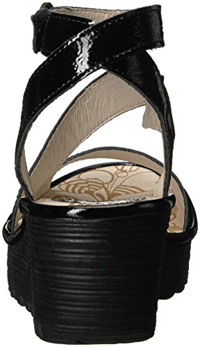 FLY London Women's Yesk Wedge Pump Black Damani free shipping low price fee shipping prices Cheapest for sale Ul9RclbJv