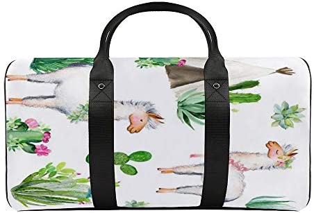 ロララズテクラマ1 旅行バッグナイロンハンドバッグ大容量軽量多機能荷物ポーチフィットネスバッグユニセックス旅行ビジネス通勤旅行スーツケースポーチ収納バッグ