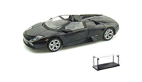 Lamborghini Murcielago LP670-4 SV Yellow Motormax 73350YL 1//24 Scale Diecast Model Toy Car Motor Max