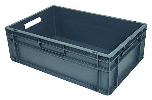 Bac /à verre professionnel 600 x 400 x 200 mm en polypropyl/ène /à contenance de 40 L