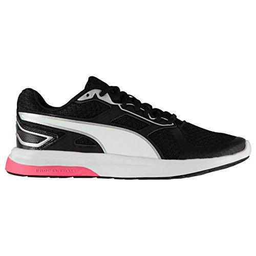 9b85435fbd Official Shoes Puma Escaper Tech Chaussures de course à pied pour femme  Noir/blanc Run