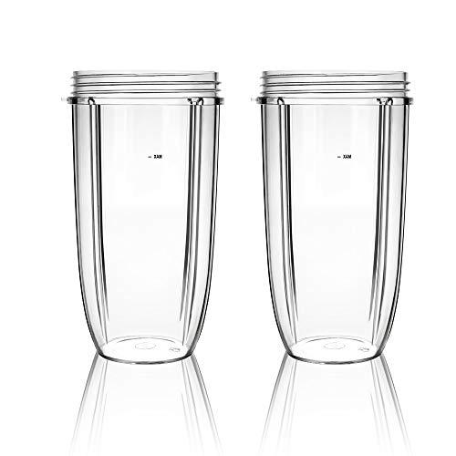 Repuesto De Vaso Para Nutribullet 600w 900w (no Para Magic)