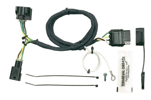 Hopkins 42615 Plug-In Simple Vehicle Wiring Kit  sc 1 st  Amazon.com : trailer wiring harness kit - yogabreezes.com
