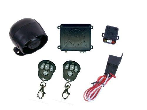 Crimeguard - Alarma de seguridad para coche y entrada sin llave