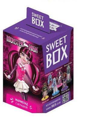 MONST (Monster High Sweet 1600 Costume)