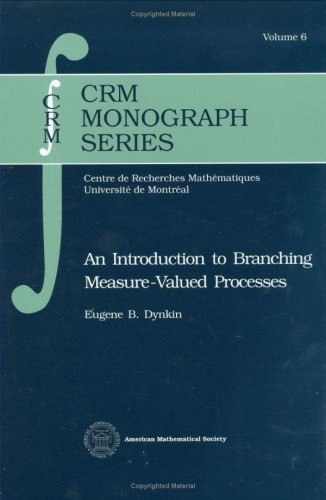 An Introduction to Branching Measure-Valued Processes (Crm Monograph Series)