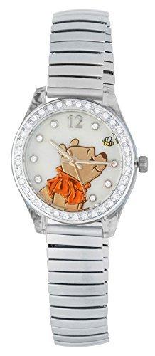(Winnie the Pooh Women's Watch with Rhinestones WP2717)