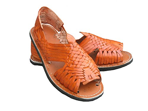 38a3c7aea698 EL CHARRO MENS HUARACHE SANDALS. MEXICAN SANDALS. HUARACHES MEXICANOS (US  SIZE 12) - Buy Online in KSA. Misc. products in Saudi Arabia.