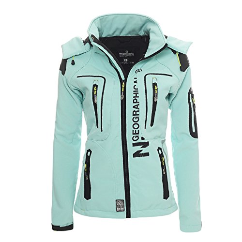 Jacket Para Chaqueta Norway Geographical Funcional Softshell Mujer OxXCwFSXq