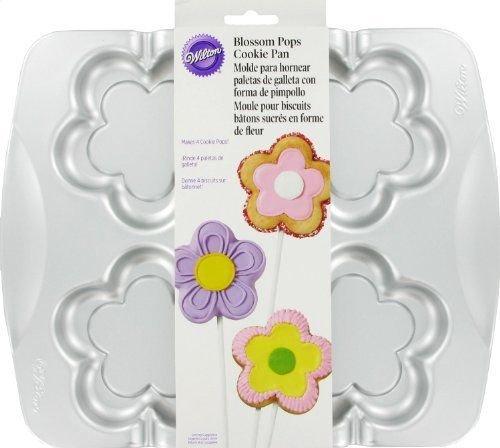 Amazon.com: Wilton 2105-0273 Blossom Pops Cookie Pan New: Posters & Prints