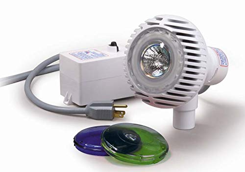 Pentair Aqualuminator Aboveground Pool Light and Water Return - Transformer Not Included