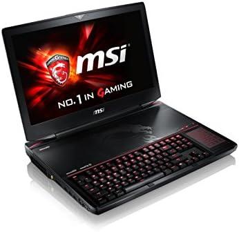 MSI GT80S TITAN SLI-002 Quad Core i7 Laptop
