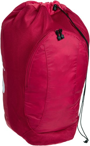 ASICS Gear Bag Backpack, Pink Glow, One Size