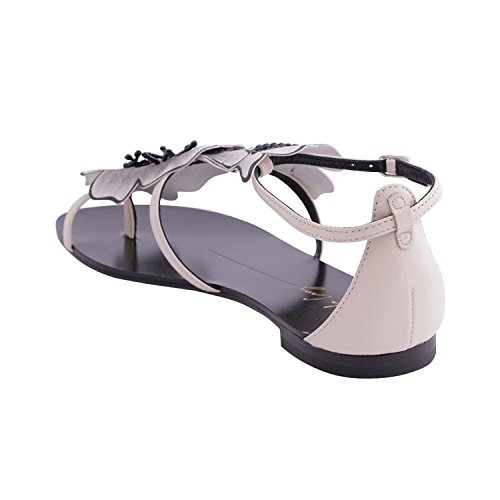 Lola Cruz Damen Sandalen White