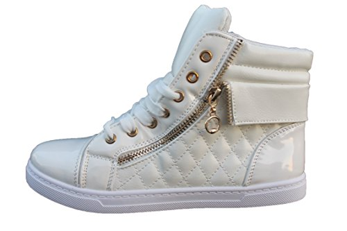 love shoes-basket tennis-blanche-femme