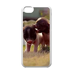 C-Y-F-CASE DIY Little Pig Pattern Phone Case For phone Iphone 5C