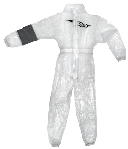 Alpinestars (3266011-0-XS) Clear X-Small Kart Rain Suit (Karting Rain Suit compare prices)