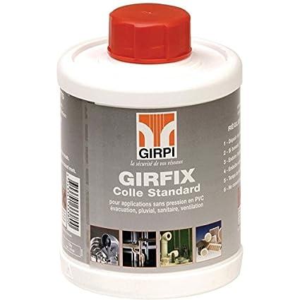 girpi - Pegamento PVC HTA o polímero de soldadura - 1 litro: Amazon ...