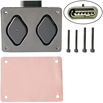 """6.5L Pump Mounted Driver PMD RELOCATION KIT 64/"""" Chevy 6.5L Hummer H1 DIESEL Grey"""