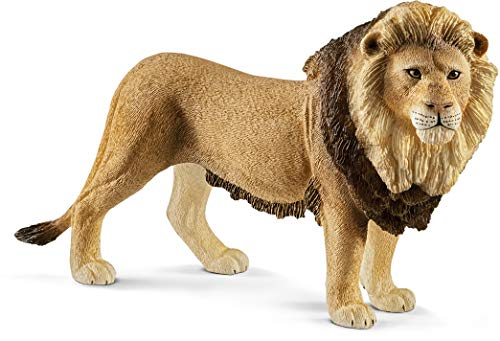 Schleich Lion Toy Figurine