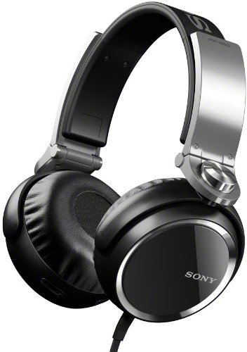 Sony MDRXB800 Extra Driver Headphone product image
