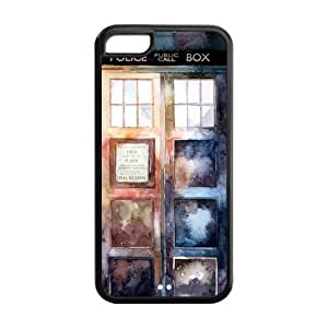 Doctor Who iphone 4/4s iphone 4/4s Laser Technology Best Rubber+PVC Case By Cinderella Magic