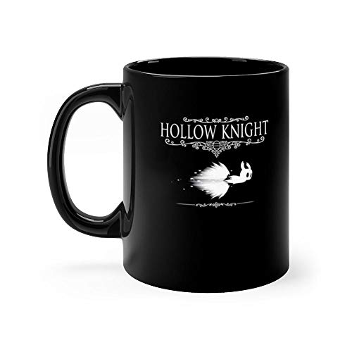 (Hollow Knight Happy Thanksgiving 11ozBlack Ceramic)