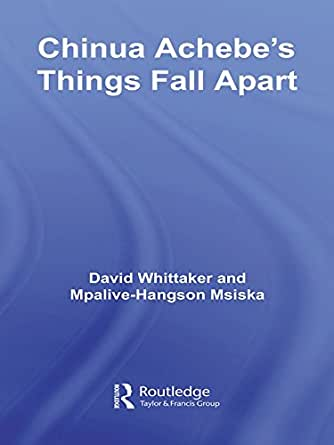 "things fall apart critical analysis Reading as a woman: chinua achebe's things fall apart and feminist criticism by linda strong-leek introduction does ""reading as a woman"" change one's perspective on a text."
