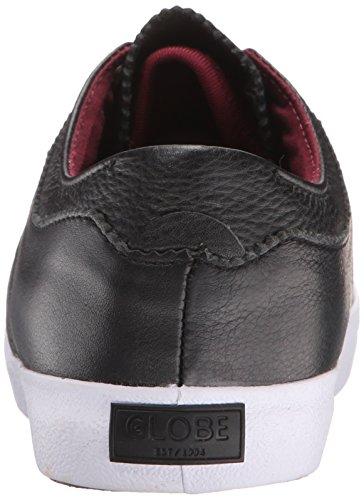 Men's Burgundy Shoe Taurus Globe The Black Skate zO1xBSZ