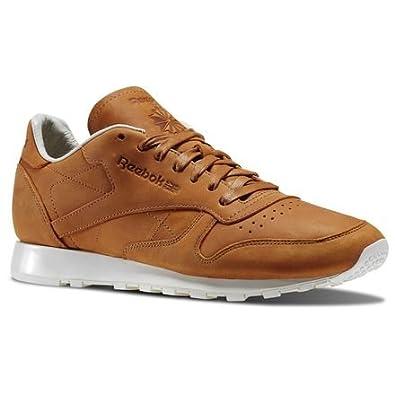 lowest price dc254 f13f0 Reebok Sportswear - Classic Leather Lux PW - Rusty - 5  Amazon.co.uk  Shoes    Bags