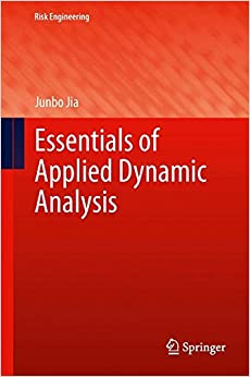 Book Essentials of Applied Dynamic Analysis (Risk Engineering)