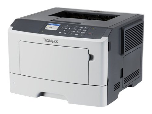 Lexmark QV8462 MS510dn Workgroup Printer - Laser - Monochrome - Gray/White
