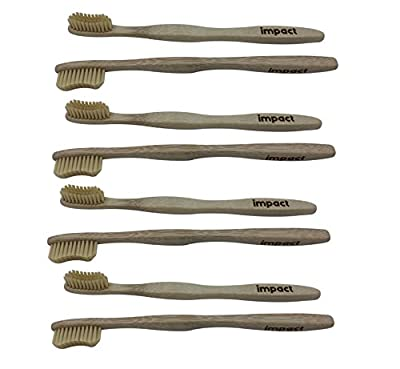 Impact Eco-Friendly Bamboo Toothbrush