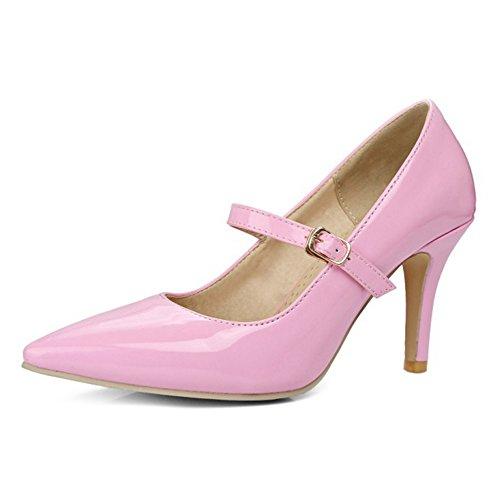 Disponibili Grandi E Rosa 4 Punta Donna Dimensioni Shoes A Con Scarpe Colori Court Sjjh Kitten Heel WqacTn4A