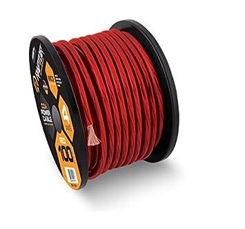 Raptor r3r8–250 Schraubstock Serie – Power Kabel (rot): Amazon.de ...