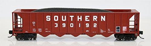 Fox Valley Models N 83603 Ortner 5-Bay Rapid Discharge Hopper, Southern