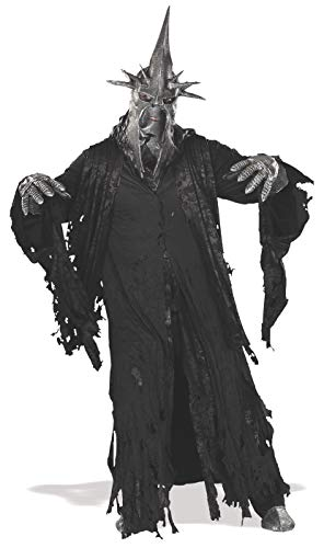 Witch King Of Angmar Costume (Rubie's Lord of The Rings Deluxe Witch King Costume, Multicolor,)