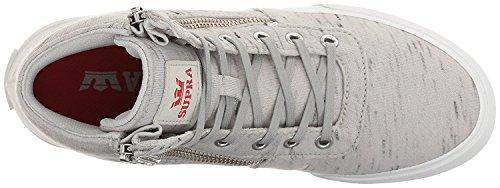 Supra WOMEN-CUTTLER Damen Hohe Sneakers Grey - White