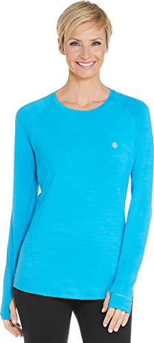 Coolibar Womens Sleeve Fitness Shirt product image